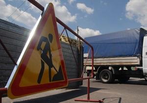 В Подольском районе Киева построят водовод