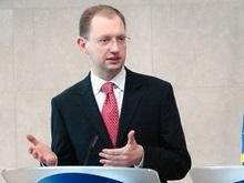Яценюк рассказал, когда ПР закончит протестовать против НАТО