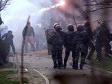 В столкновениях с сербами пострадали 14 украинских спецназовцев