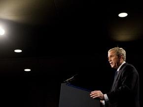 Буш заявил, что верит в божественное сотворение мира
