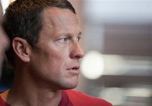 Новости США: Власти США хотят отсудить деньги у Лэнса Армстронга