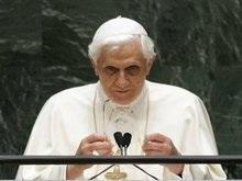 Папа Римский: Глобальный финансовый кризис свидетельствует о бесполезности денег