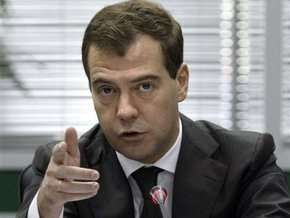Медведев предложил ужесточить наказание членам ОПГ