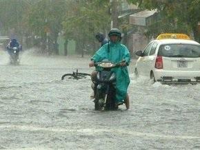 Жертвами тайфуна Миринаэ во Вьетнаме стали 30 человек