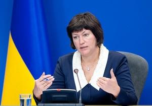 Акимова: За годы президентства Януковича сделаны существенные шаги для улучшения бизнес-климата