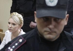 Суд продолжил рассмотрение дела Тимошенко. В БЮТ обвиняют Карпачеву в бездействии