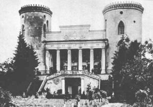 В Тернопольской области обрушилась башня замка, построенного в XVII веке