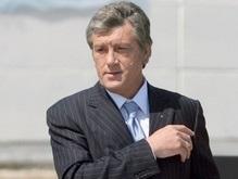 Компартия предупреждает, что Ющенко в Донецке могут забросать яйцами