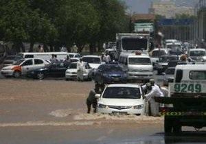 В Омане 11 человек погибли в результате тропического циклона