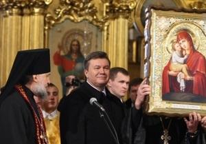 Депутаты требуют от Януковича прекратить дискриминацию УПЦ КП, УГКЦ и УАПЦ