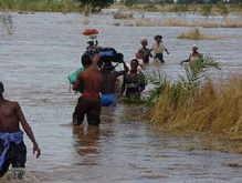Разгул стихии в Мозамбике: десятки тысяч пострадавших