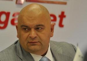 Кабмин предлагает уволить министра Бойко