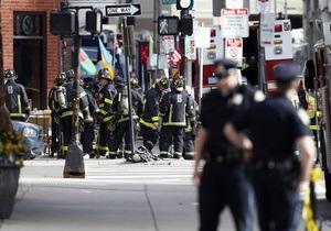 ФБР склоняется к исламистской версии взрывов в Бостоне - источник