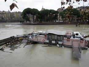 На Западную Европу обрушилась непогода: Италию и Францию затопило