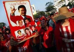 Тысячи сторонников оппозиции вышли на улицы Бангкока