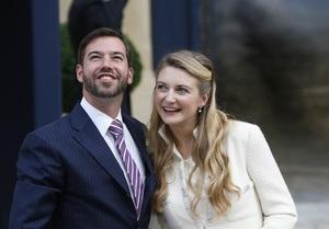 В Люксембурге начинаются торжества по случаю свадьбы последнего холостого наследного принца Европы