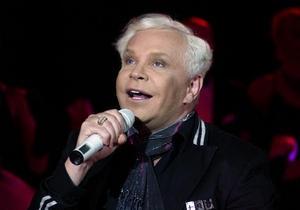 Борис Моисеев дал первый концерт после инсульта