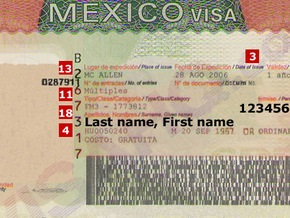 Мексика ввела визовый режим для дипломатов из Канады
