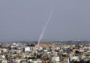 Ответственность за ракетный обстрел Тель-Авива взял на себя Исламский джихад