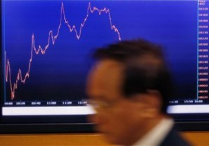 Азиатские рынки выросли, кроме Японии