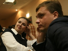 Левочкин заявил, что у Тимошенко истерика из-за падения ее рейтинга