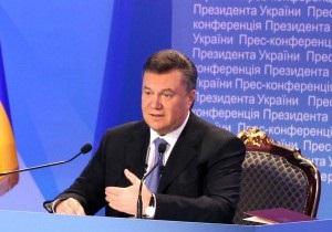 Янукович: Впервые за историю на трети территории Украины рождаемость превысила смертность