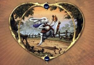 Как родилась Алиса в стране чудес