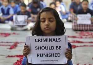 Адвокаты отказались защищать обвиняемых в изнасиловании индийской студентки