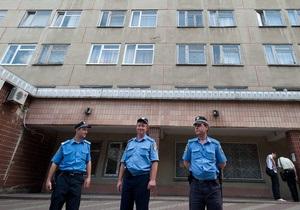 Тимошенко перевезли в центральный корпус ЦКБ №5