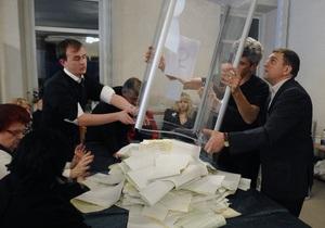 Ъ: Минюст учел две из десяти рекомендаций Венецианской комиссии по выборам