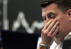 Украинские фондовые индексы обвалились, обновив годовые минимумы