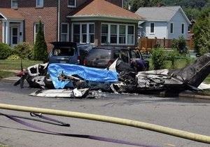 В Пенсильвании разбился легкомоторный самолет: трое погибших