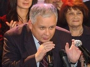 Президента Польши заподозрили в пристрастии к алкоголю