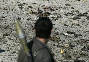 Би-би-си: Афганское оружие НАТО может повредить Центральной Азии