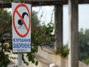Прокуратура заявила, что пляжи Киева перешли на самообслуживание