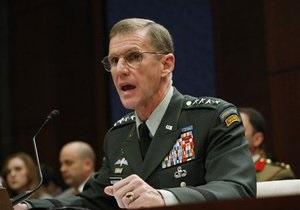 Командующий войсками НАТО в Афганистане призвал поскорее поймать бин Ладена