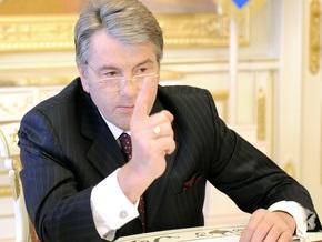 Представитель Ющенко рассказал, какой должна быть новая коалиция