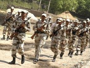 Боевики Компартии Индии совершили серию нападений на избирательные участки