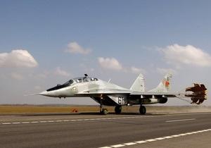 В Беларуси разбился МиГ-29: пилоты погибли