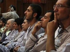В Иране начался суд над арестованными после выборов оппозиционерами