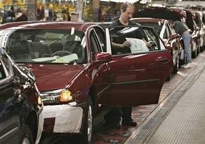 В США резко выросли продажи автомобилей. В лидерах - GM и Chrysler