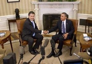 Обама: США намерены заключить соглашение о свободной торговле с Грузией
