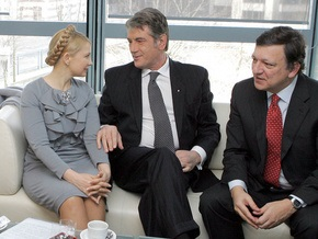 В Секретариате Ющенко удивляются  странной  реакции России на договоренности по ГТС