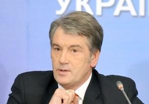 Ющенко объяснил, что переговоры о едином кандидате ведет не он, а его команда