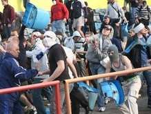 Драка в Ахтырке: Версия фан-клуба Динамо