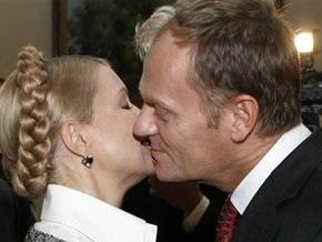 Тимошенко может вывести Кабмин на футбольное поле против команды Туска
