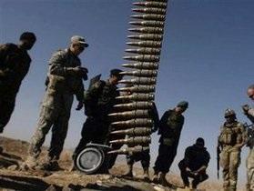 Британские солдаты в Афганистане стали чаще убивать себя