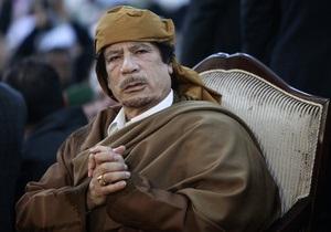 СМИ: Каддафи отдал приказ уничтожать нефтепроводы