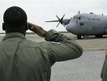 В Мьянму прибыл первый самолет США с гуманитарной помощью