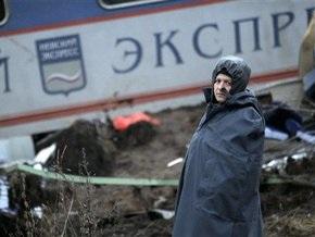 Опоздание Невского экспресса предотвратило крушение двух поездов